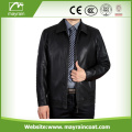 Mayrain Windproof Man PU Winter Jacket