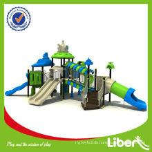 Kinder Outdoor Plastik Spielhäuser zum Verkauf Spielplatz Ausrüstung Malaysia