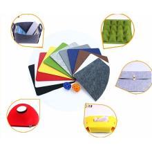 Rouleau de tissu de feutre de qualité Feutre de polyester industriel
