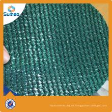 Red 100% virginal de la cortina a prueba de lluvia del invernadero del HDPE del mejor HDPE
