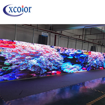 P6 Digital Advertising Led Display Indoor Factory Prijs