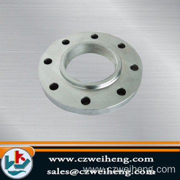 China Manufacture a105 forged Pipe Flange