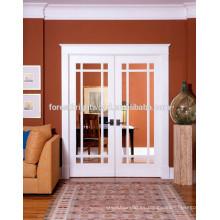 Diseño puerta francesa cuadros, hermosas puertas modernas en venta