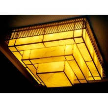 E27 60W Guzhen ahorro de energía lámpara del proyecto de la resina del acero inoxidable
