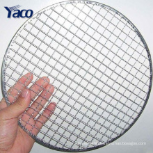 50cm stainless steel round bbq grill grates wire mesh