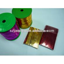C0lorful Metalic Candy Twist Tie