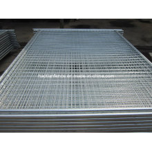 40mm Od. Panneau de clôture de température galvanisée robuste