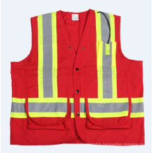 2015 New Product Good Quality Reflective Safety Vest