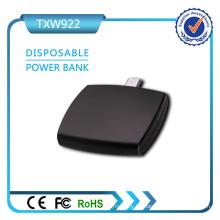 600mAh USB Universal-Notfall-Ladegerät
