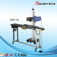 [Glorystar] on-Line Flying Marking CO2 Laser Coding Machine