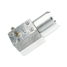 High Torque 12V 24V DC Worm Gear Motor