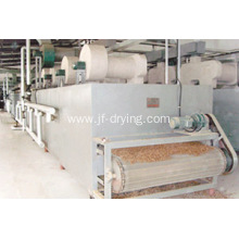 Mesh belt drying/dryer machine