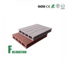 Low Cost Wood Plastic Composite Decking Floor
