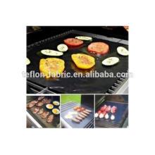 2016 Neue Technologieprodukte Teflonbeschichtungsmaterial Glasgewebe PTFE BBQ Liner Barbecue Grillen Matte