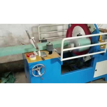 horizontal wrapping machine to wrap aluminum profile
