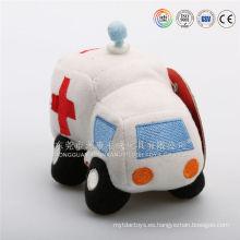 Coche ambulancia de juguete de dibujos animados personalizados de fábrica