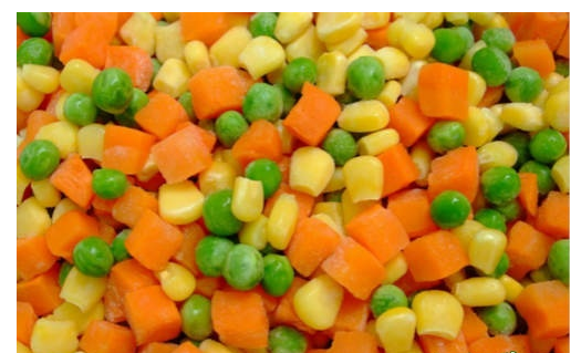 Nice Taste Frozen Mixed Vegetables