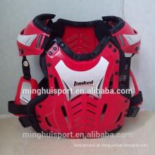 Motocicleta equitação jaqueta protetor de peito armadura com melhor preço por atacado