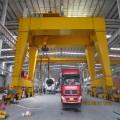 U Model Box Type Double Girder Gantry Crane