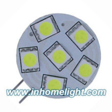6 pcs 5050 SMD G4 led lamp G4 led lights