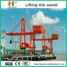 Top Quality Four Link Type Shipyard Portal Crane Price