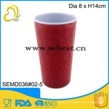 best selling products plastic melamine drinkware travel mug