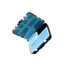 FTB001 дешевые рыболовные снасти пластиковые приманки коробка