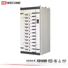 Wecome mns switchgear cabinet electrical substation