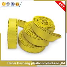 Ceinture approuvée de haute qualité de sangle de ceinture de récipient de récipient, élingues d'outil de levage