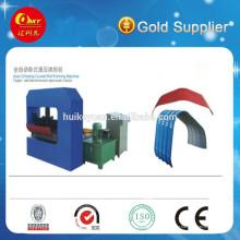 Curving Maschine für Metall PPGI Gi Blätter und Crimpwerkzeug