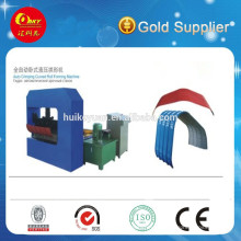 Curving Machine for Metal PPGI Gi Sheets and Crimping Tool