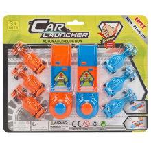 Blister Paket Auto Ausstoß Gleichung Auto Launcher