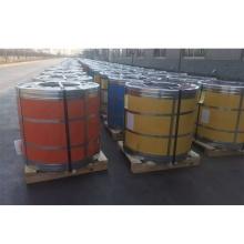 Matériau de bobine de Ppgi de couleur de spécification de tôle d'acier de galvanisation