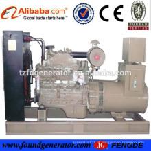 Fornecimento de potência 320kw gerador de preço de fábrica para uso terrestre e marinho
