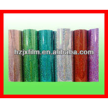 metalized polyester holographic film