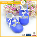 Fashion summer shoes new style cheap baby pu leather shoes