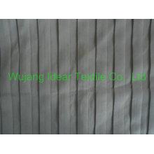 100% tecido de cetim Ployester rugas
