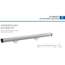 Impermeável IP65 12W / 18W / 24W / 36W levou parede exterior arruela lâmpada