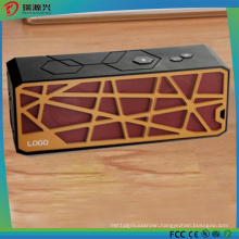 Fashion Metallic Style Bluetooth Speaker