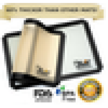 Alibaba Express heiß beliebtesten fda / lfgb genehmigt Non-Stick Silikon Backmatte
