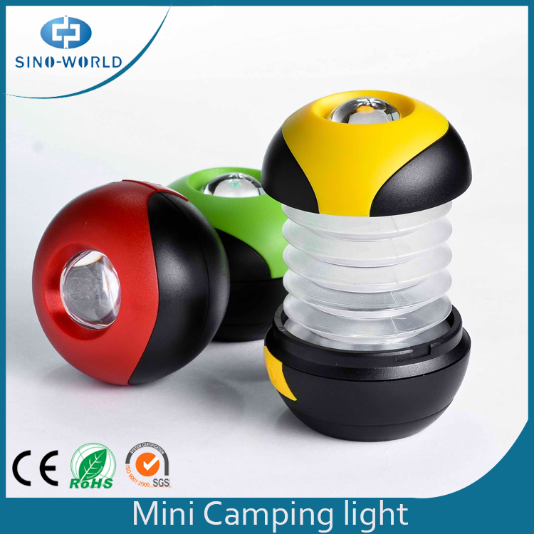 Foldable Led Camping Lantern