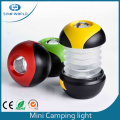 Super Bright 1200lm 12W Portable LED Rechargeable Camping Lantern