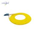 LC UPC LSZH Jacke YFOC Faser 3m Glasfaser Glasfaser-Patchkabel
