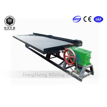 Recuperación Gold Shaking Table para Gold Dressing Plant