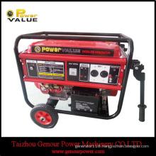 Cheap Price China Set for Household 4kw 4kVA LPG Generator