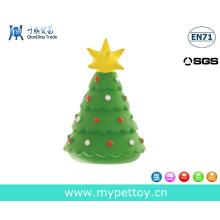 Игрушка в подарок для домашних животных из натуральной резины на рождественской елке