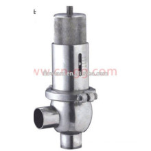 Durable Sanitary C23W safety valve
