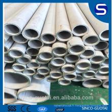 Chine fabricants de tuyaux en acier inoxydable / Wenzhou tube
