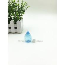 ISO8317 e SGS 10 ml E Garrafa líquida com tampa de rosca de ponta curta