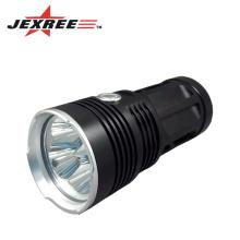 2014 Nouvelle vente directe gun-003 Led lampe de poche Noir 30W CREE lampe de poche LED XML2 2500Lm